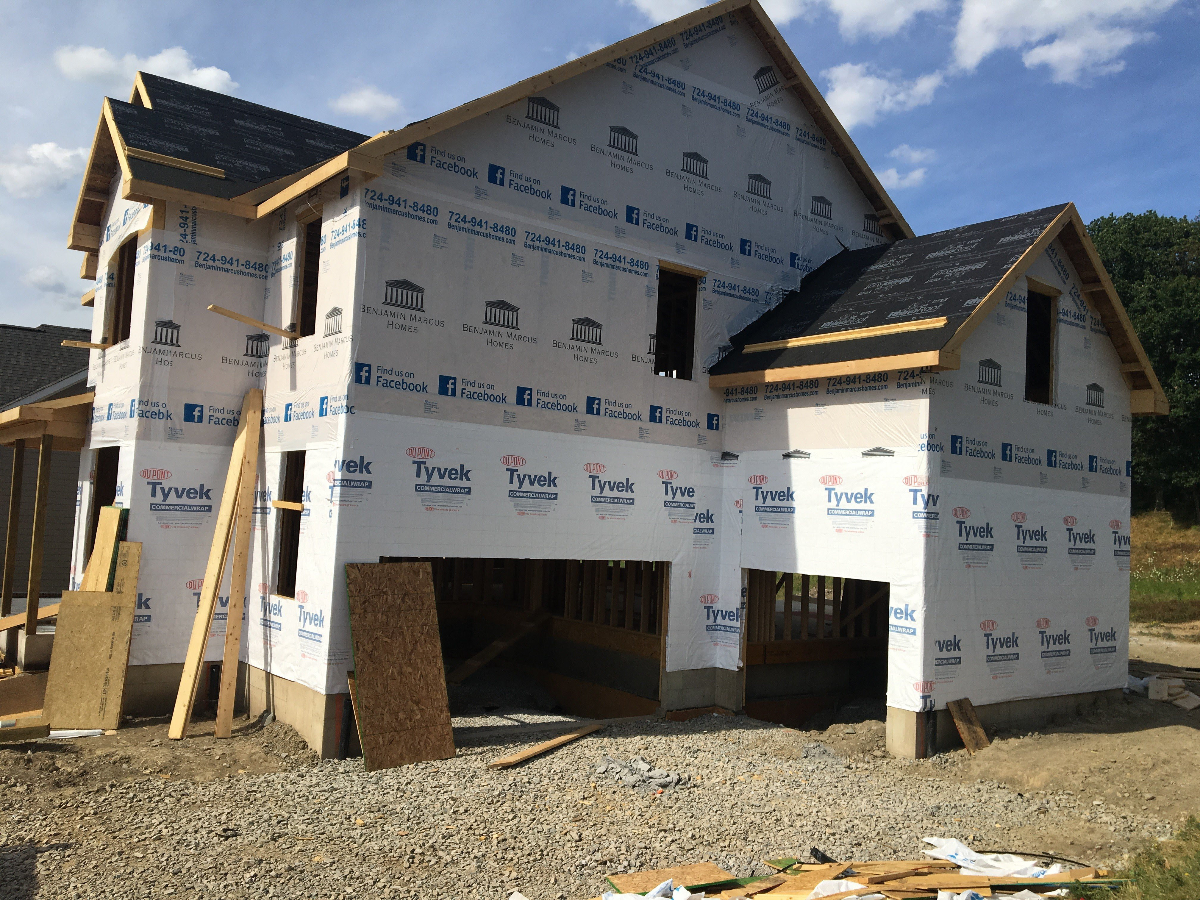 Custom Sustainable Homes Near Wexford, Cranberry Township, PA ...